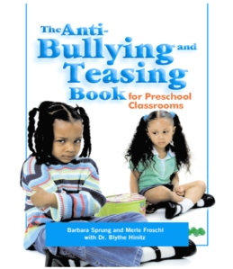 Anti-bullying and Teasing book