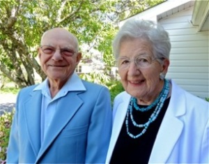 Franklin and Betty Parker