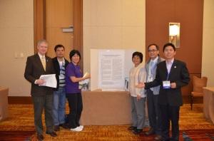 KDP Taiwan Chapter members